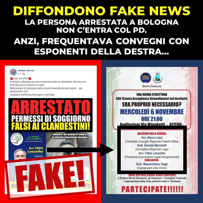 Fabio Loscerbo: l'avvocato arrestato per i permessi di ...